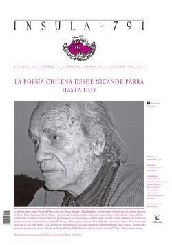La poesía chilena desde Nicanor Parra hasta hoy