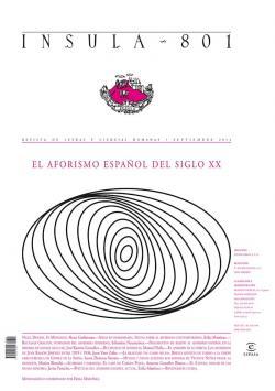El aforismo español del siglo XX