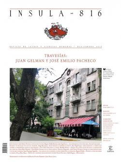 Travesías: Juan Gelman y José Emilio Pacheco