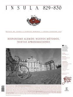 Hispanismo alemán: nuevos métodos, nuevas aproximaciones