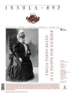 Emilia Pardo Bazán o la pasión por escribir