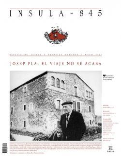 Josep Pla: el viaje no se acaba