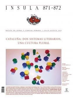 Cataluña: dos sistemas literarios, una cultura plural