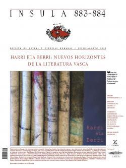 Harri eta berri: nuevos horizontes de la literatura vasca