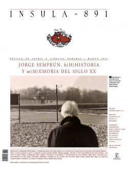 Jorge Semprún.H(h)istoria y M(m)emoria del siglo XX